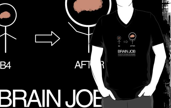 BRAIN JOB by webart