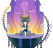 The Twilight Princess by Tony-Ficticium