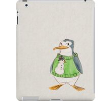 Cozy little Penguin #2 iPad Case/Skin