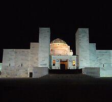 War Memorial-Canberra by SharonD