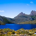 Dove Lake, Cradle Mountain, Tasmania by Elana Bailey