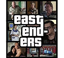 Grand Theft Enders Photographic Print