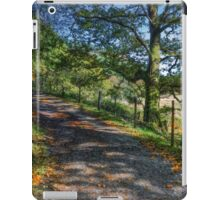 Autumn Countryside iPad Case/Skin