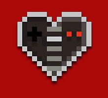 Gaming Heart by panixcraft
