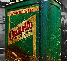 Wakefield Oil by threewisefrogs