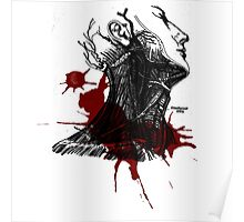 Hannibal Cut Throat Poster