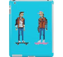 Pixel paradox iPad Case/Skin
