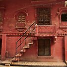 Old haveli by inge