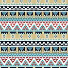 Southwestern Pattern by LABELSTONE
