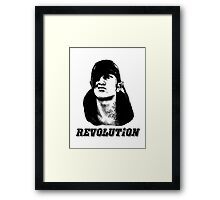 Che Iorveth - Viva la Scoia'tel Revolution! Framed Print