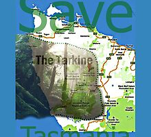 Save the Tarkine by Colette Diedricks
