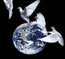 Peace on Earth by arteology