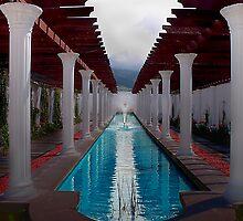 Kundasang Memorial Gardens by JimFilmer