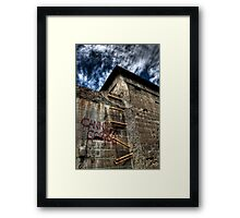 Dawn Of The Dead... Framed Print