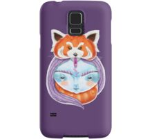 Huriyah & Red Panda Samsung Galaxy Case/Skin