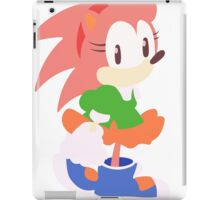 Amy Rose The Hedgehog iPad Case/Skin