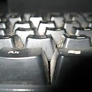 dirty Keyboard :P by Areej27Jaafar