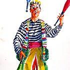 Juggling by bettymmwong