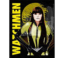 Watchmen - Silk Spectre Photographic Print