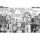 BubbleWorld Volume 1 by Steven Novak