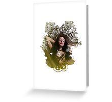 Betty Moan Greeting Card