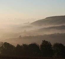 Arun Mists  by Barry Goble