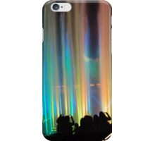Watching Disney's World of Color iPhone Case/Skin