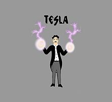 Tesla by Misty Lemons