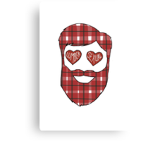 Lumber-sexual Canvas Print