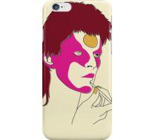 Aladdin Sane  iPhone Case/Skin