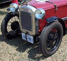 Austin 1930 by Larry Llewellyn