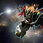 VOLTRON by ED RIGAUD