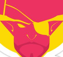 Iron Bull Energy Sticker