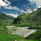 Mountains by Lenka