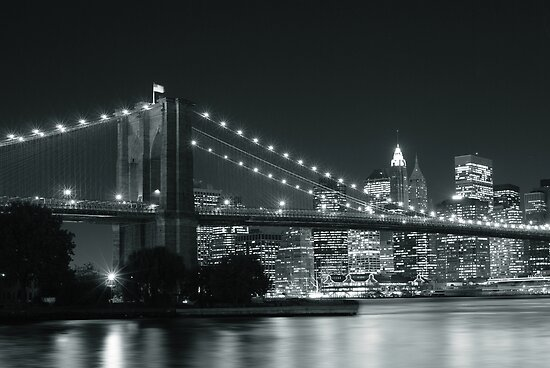 Down Town - New York City by ScottL