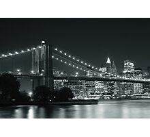 Down Town - New York City Photographic Print