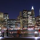 Tourism - New York by ScottL