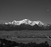 Mount Princeton by Matt Benson