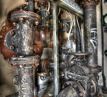Pipe Works by Ben Pacificar