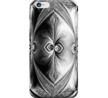 Abstract Feathers. iPhone Case/Skin