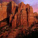 Sedona Sunset by Varinia   - Globalphotos