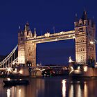 Tower Bridge - London, England by pms32