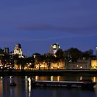 Gherkin To The Tower Of London - London, England by pms32