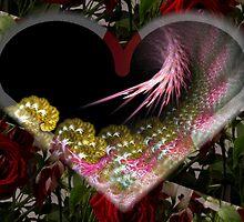 Spiral In Love by Thanya
