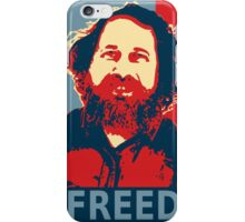Richard Stallman iPhone Case/Skin