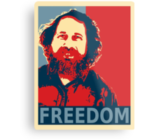 Richard Stallman Metal Print