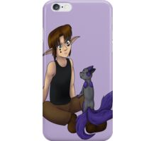 """Lance and Attra """"TLH"""" iPhone Case/Skin"""