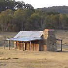 Brayshaw's Hut (Namadgi National Park - Australian Capital Territory) by eucumbene