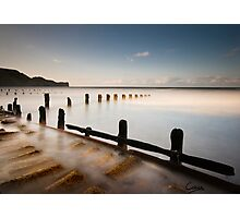 Sandsend: North Yorkshire Photographic Print