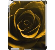 A Rose is a Rose, is a Rose iPad Case/Skin